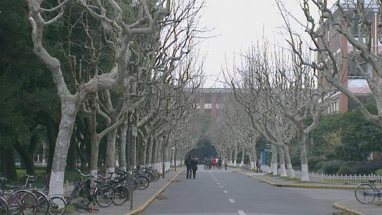 Fudan University: 復旦大學