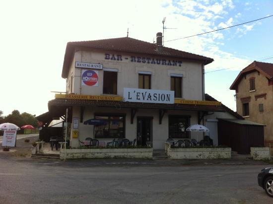 image L'Evasion sur Abaucourt-Hautecourt