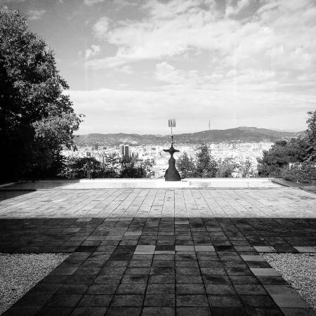 Fundacio Joan Miro Bar-Restaurant : Vista da Fundacio Miro
