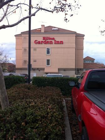 Hilton Garden Inn Folsom: Hotel