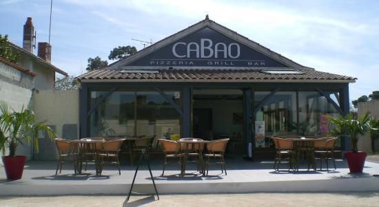 Cabao jard sur mer restaurant avis num ro de t l phone for Jard sur mer restaurant