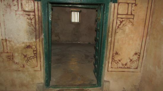 Kirti Mandir Temple: one of the room