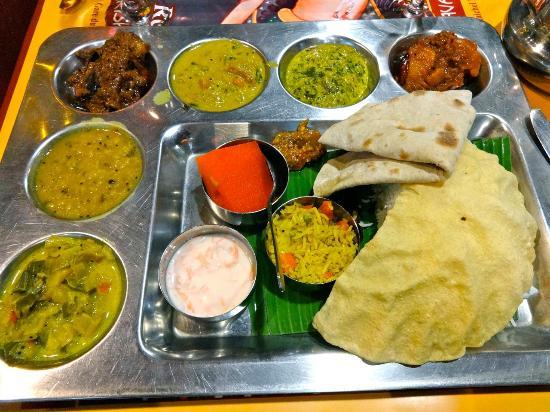 Meals photo de krishna bhavan paris tripadvisor for Krishna bhavan paris