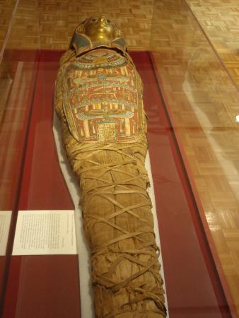 Mabee-Gerrer Museum: Mummy
