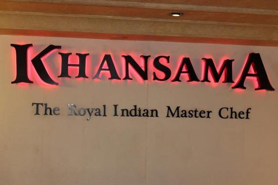 Khansama: The restaurant