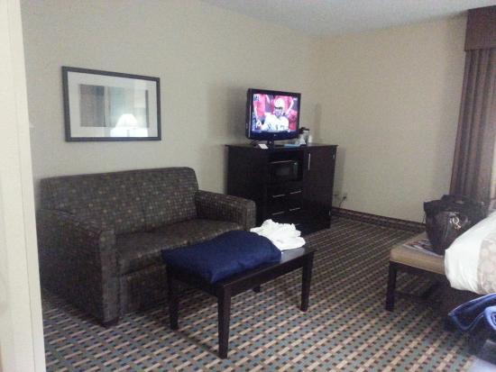 La Quinta Inn Columbia SE / Fort Jackson: First room photos