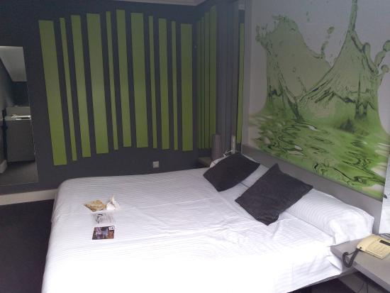 Hotel Restaurant El Muelle de Suances: habitacion