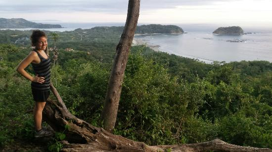 Playa Samara, Costa Rica: View from the Vista point