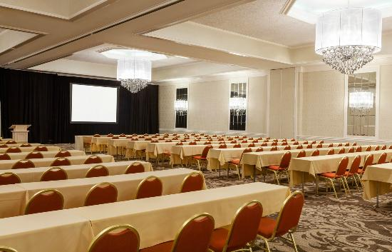 Sheraton Charlotte Hotel: Ballroom