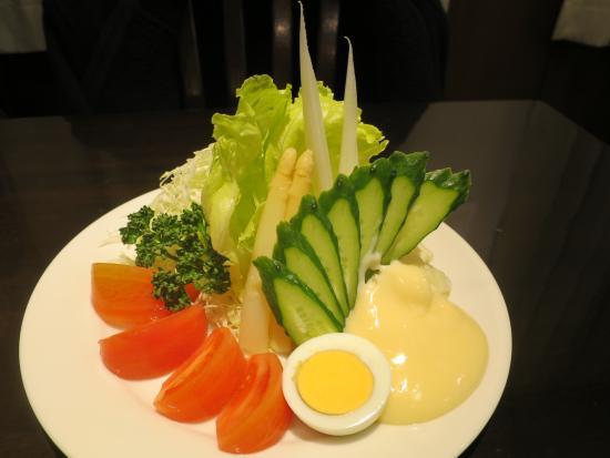 Grill Kodakara: salad