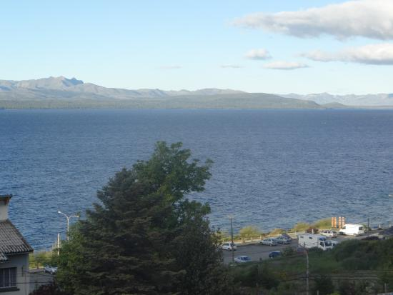 Quillen Hotel & Spa: Vista al lago