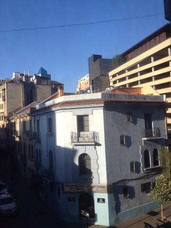 Luna Suite Apart Hotel : Ótima visão do Luna Suite.
