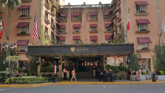 Hotel Geneve Ciudad De Mexico Reviews