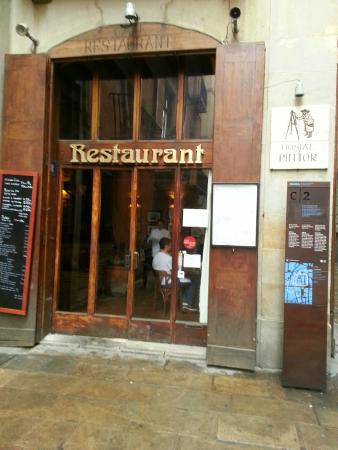 Restaurant El Pintor, Otima escolha.