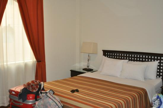 El Dorado San Agustin : обстановка в номере