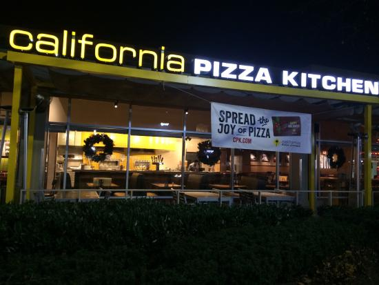 California Pizza Kitchen Pentagon City