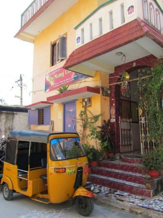 New Manoj Cottage