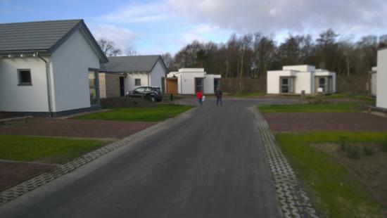 Roompot Vakanties Strandpark Duynhille: hofje