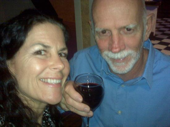 Vintage Vino: Date night!
