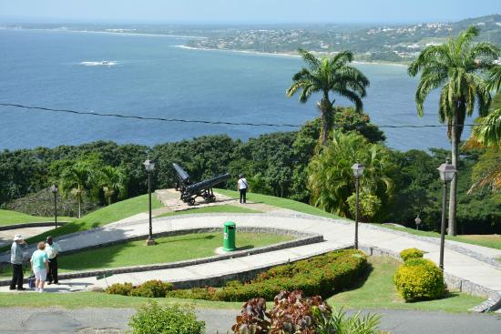 Fort King George: Fort George  |  84 Fort St., Port of Spain, Trinidad