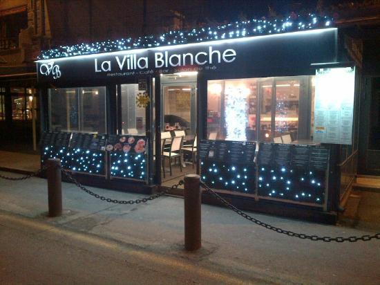 La Villa Blanche: Villa Blanche Décoration Noël