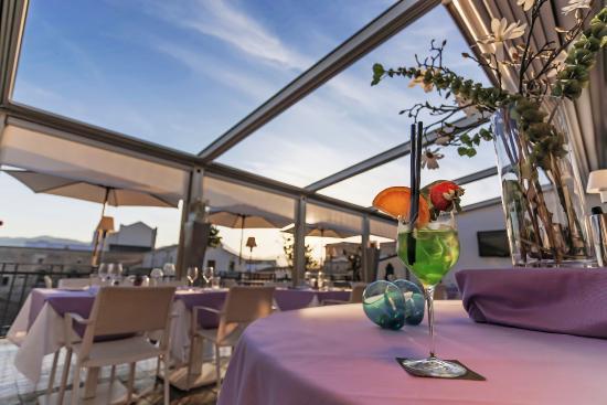 Hotel Porta Felice: Terrazza