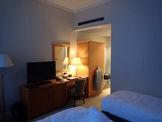 Hilton London Euston: My room