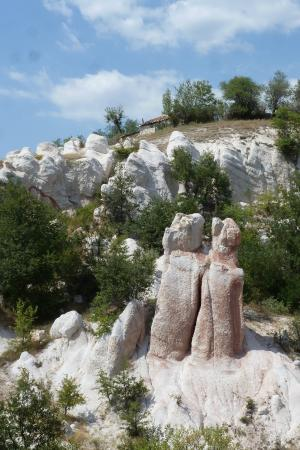 Kardzhali, Bulgarije: Petrified wedding