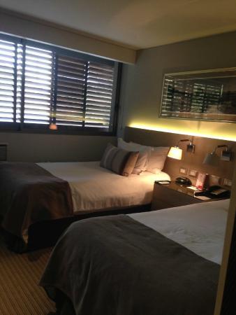 Hotel Los Espanoles Plus: chambre pour 2, lits de 120