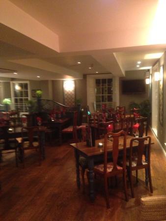 Castle Hotel: Restaurant