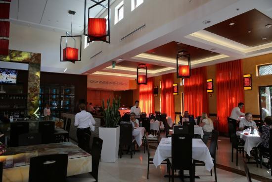 Villagio Sawgr Restaurant Italien à Sunrise Fl Belle Salle L Intérieur