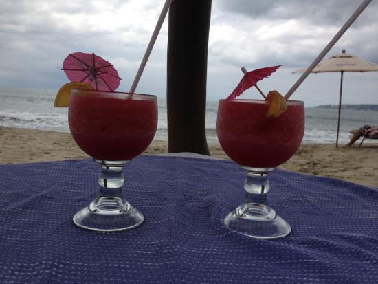 El Chivero Restaurant & Bar : Very Refreshing!