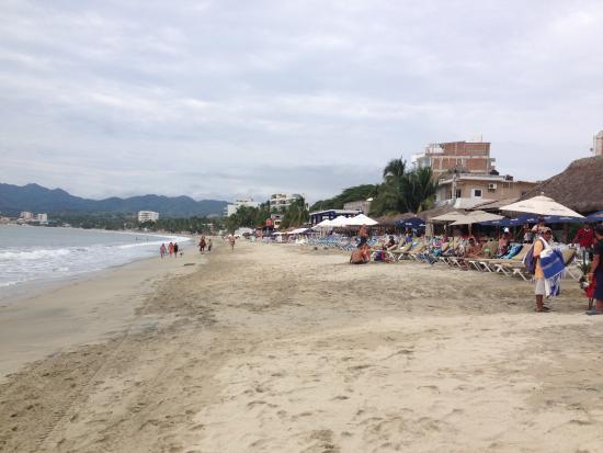 El Chivero Restaurant & Bar : Lovely Beach for scenic view