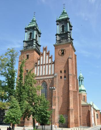 Cathedral of St. Peter and St. Paul: Katedra Poznańska