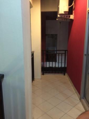 Hotel Ramaz: Номер с балконам