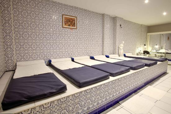 Salle de repos photo de hammam stalingrad paris for Salle repos