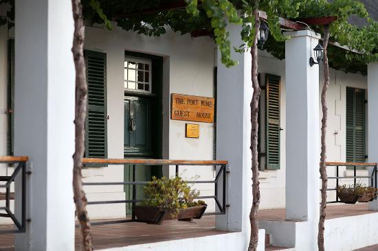 Portwine Guesthouse : Port Wine Guesthouse