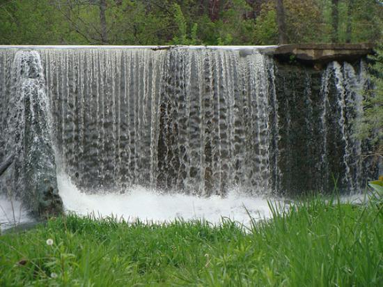Otterville Falls