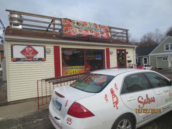 Salsa's Southwest Grill: exterior