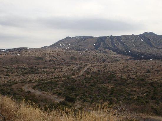 Mt. Mihara : 三原山3