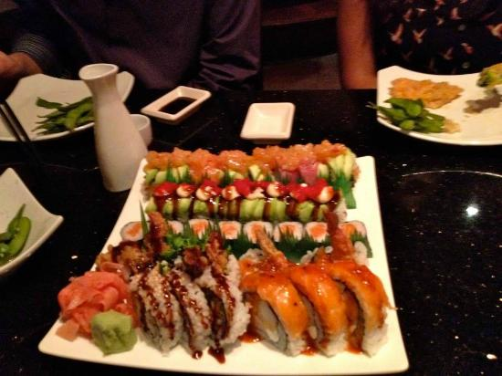 Delicious picture of yoshi sushi george town - Yoshi japanese cuisine ...