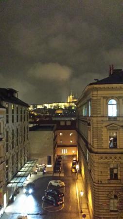 Your Apartments: la vue sur le château