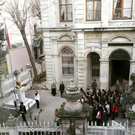 Ayasultan Hotel: Вид из номера 201