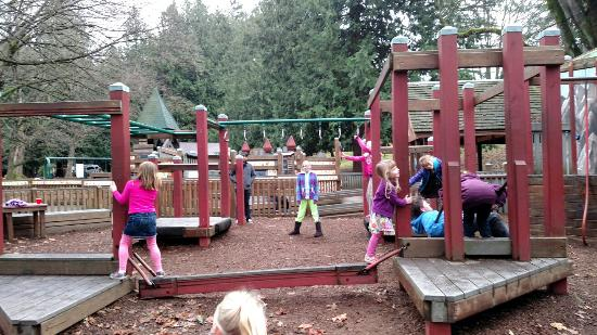 City Park (Million Smiles Playground Park): Lots of fun for everyone