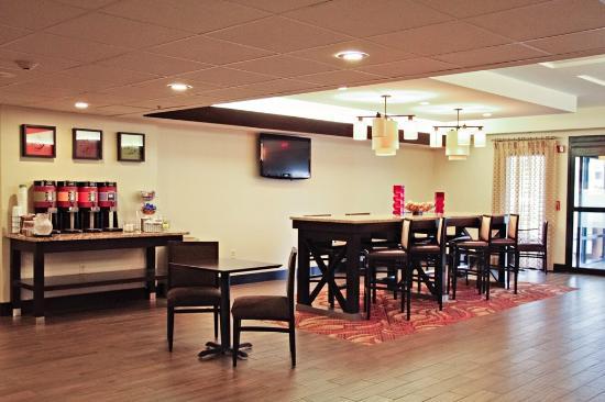 Hampton Inn Gettysburg: Lobby