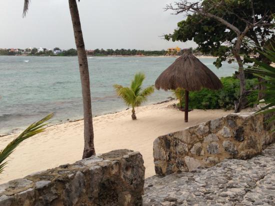 Half Moon Bay from Casa Maya
