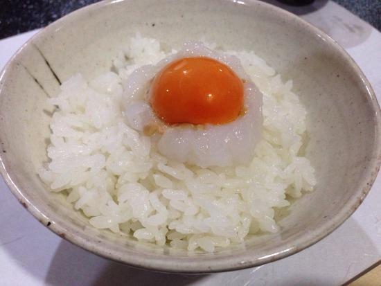 Ryokan Matsunoi: 人生の中で最高の卵かけごはんです