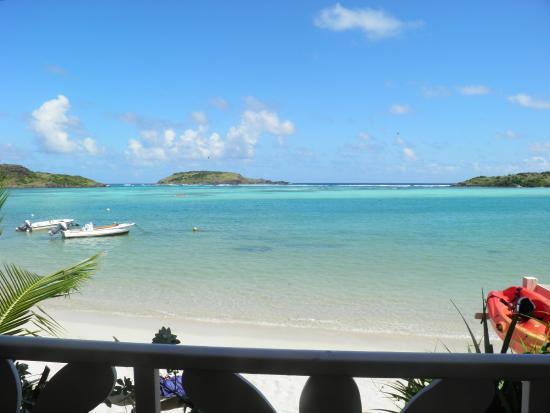 Hotel Les Ondines Sur La Plage: view