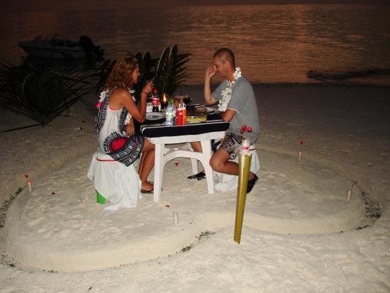 Narnia Maldives: Surprise birthday party
