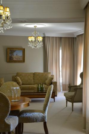 Hotel d'Europe: La Suite